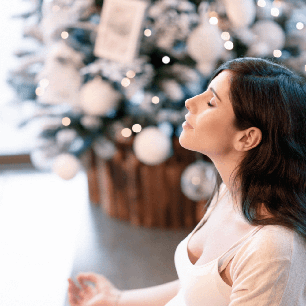 Yoga im Advent