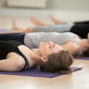 Hatha Yoga zur Entspannung