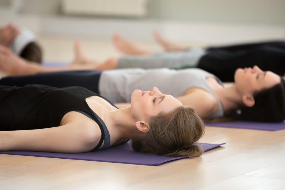 Hatha Yoga zur EntspannungDienstag 19:15-20:45 Uhr