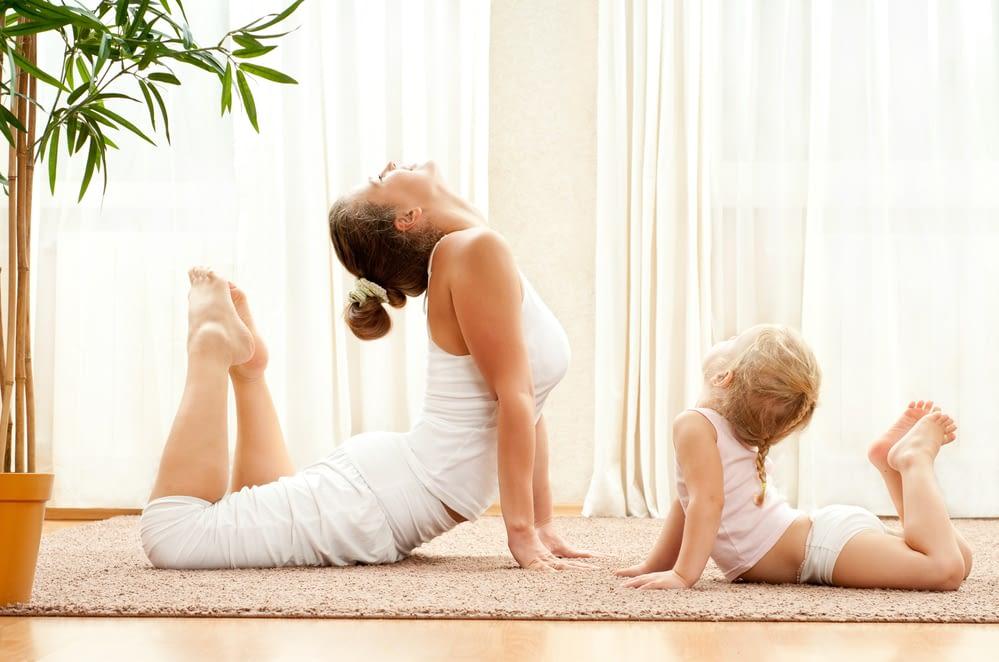 Dein Yogastudio zu Hause