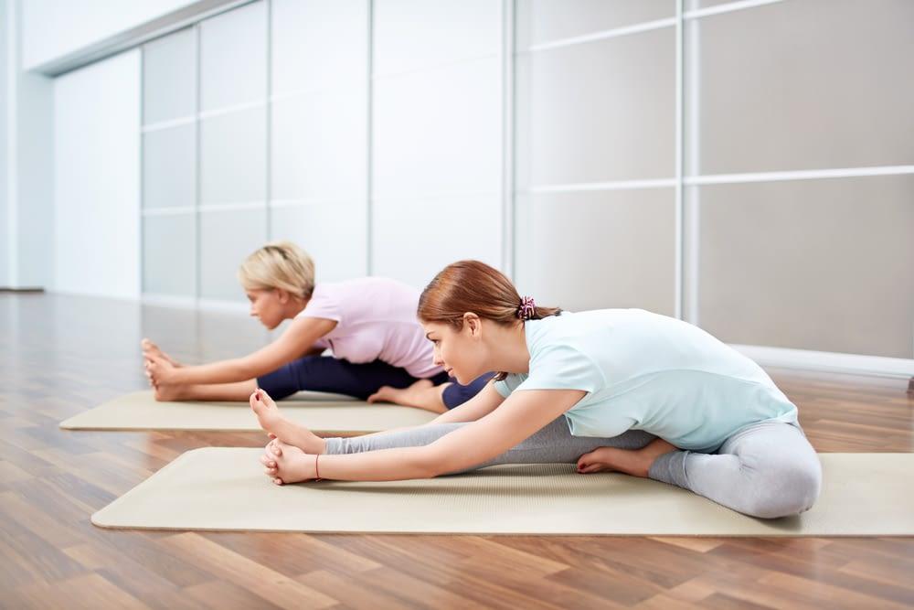 Hatha Yoga zur EntspannungMontag 18:40-20:10